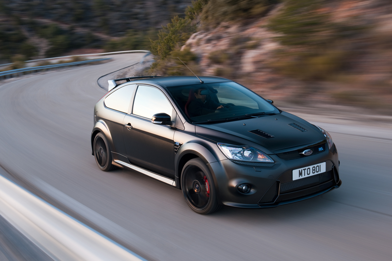 amazing ford focus rs500 of 345 hp car news. Black Bedroom Furniture Sets. Home Design Ideas