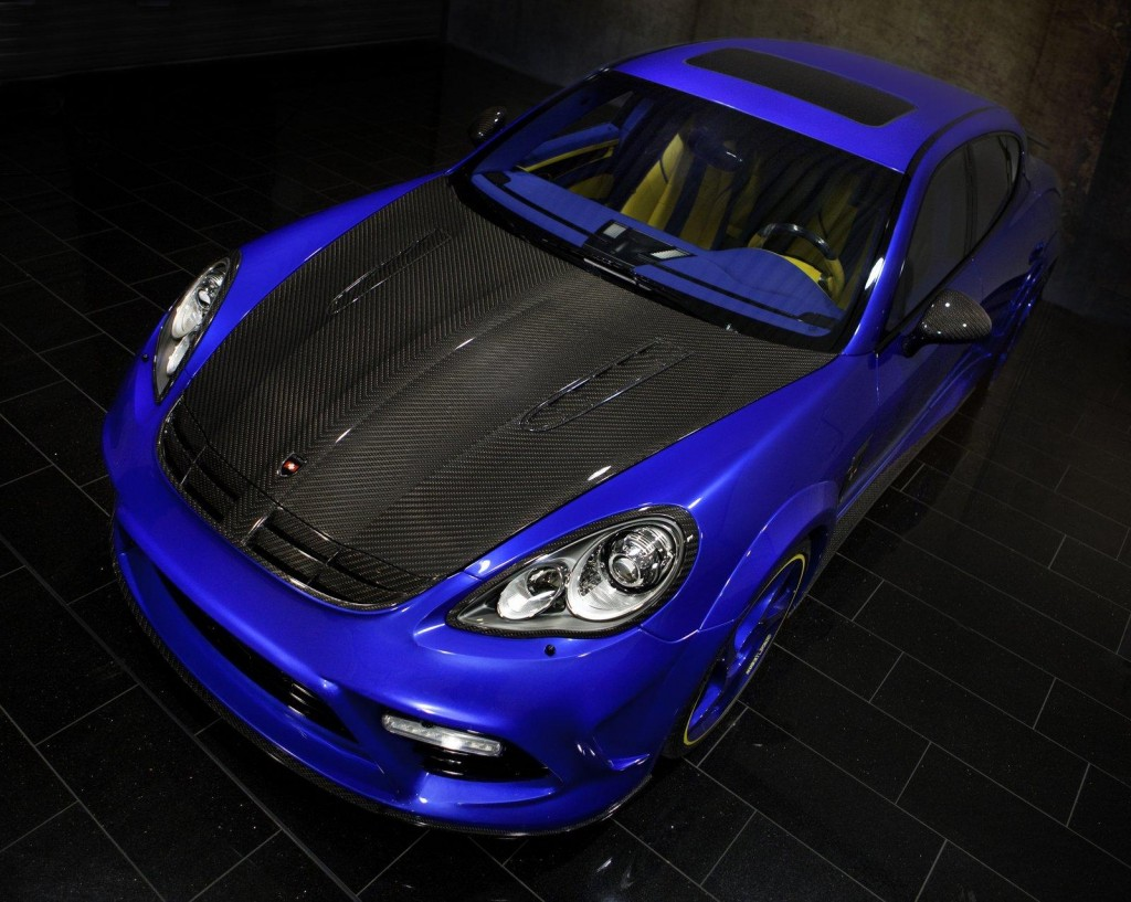 Porsche Panamera Turbo by