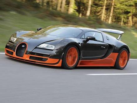 Bugatti Veyron Orange on 1200 Hp Bugatti Veyron Super Sport     Car Tuning And Modified Cars
