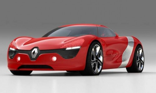 Renault DeZir Concept Video and Review
