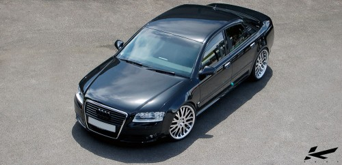 Audi A8 tuning from Project Kahn