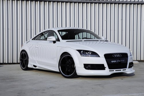 Audi TT Serious bang for your buck