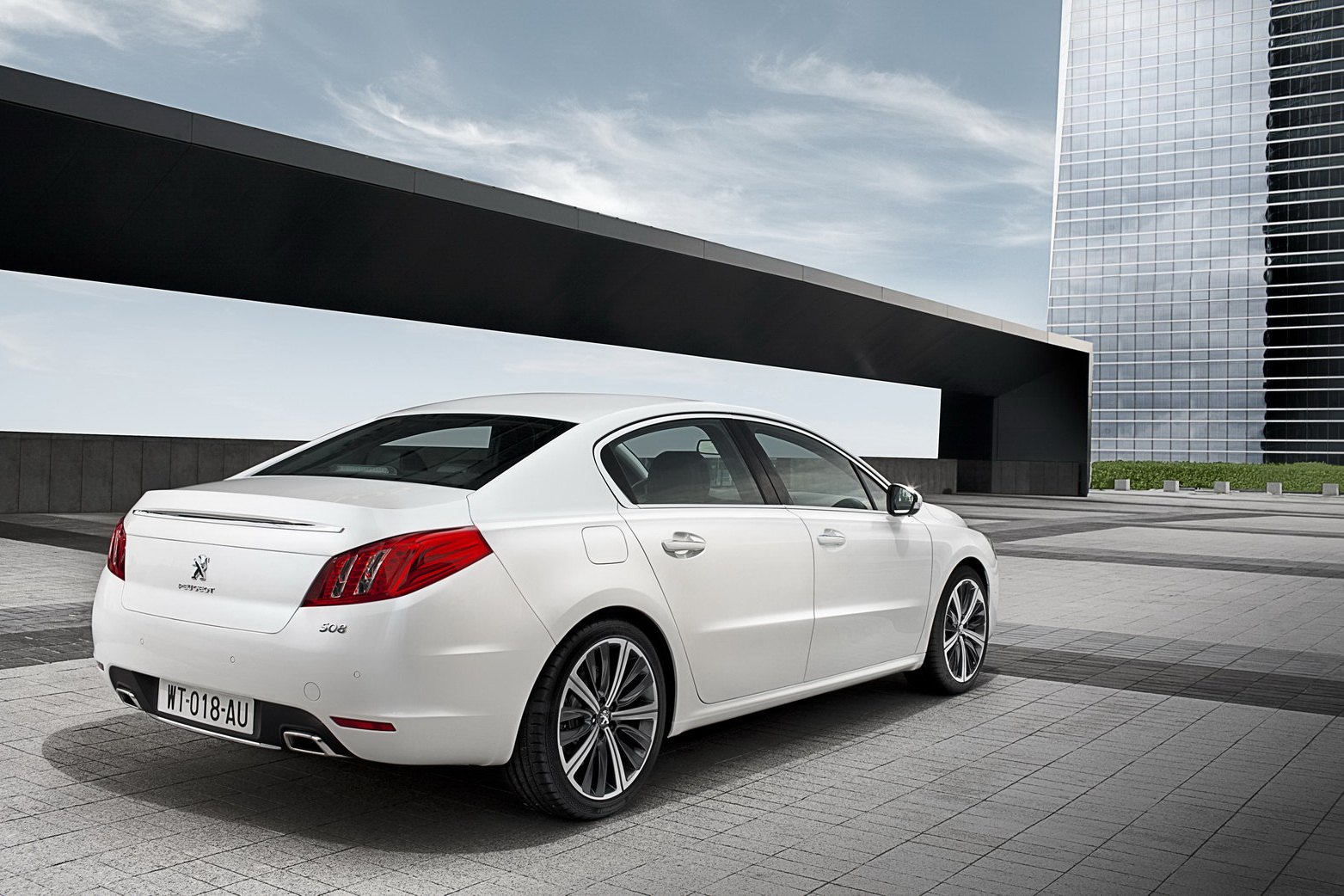 new peugeot 508 available from 2011 car news. Black Bedroom Furniture Sets. Home Design Ideas