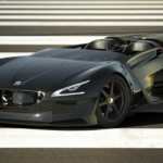 Peugeot EX1 all-electric concept