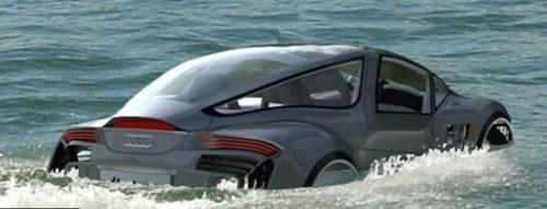 Audi Hydron Amphibious