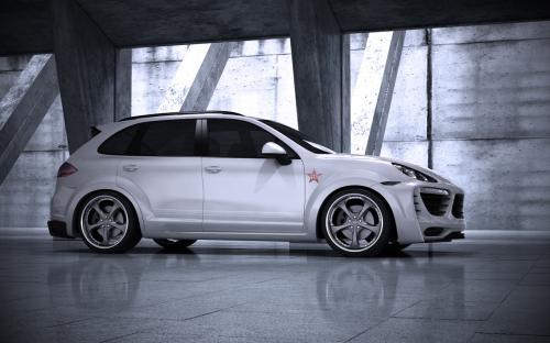 Porsche Cayenne Radical Star by Met-R