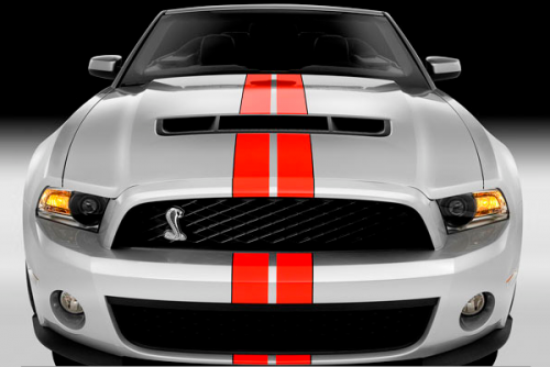 2011 Ford Shelby GT 500 by GeigerCars