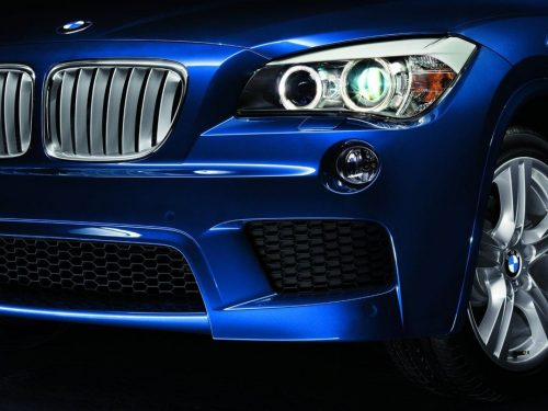 M package for BMW X1