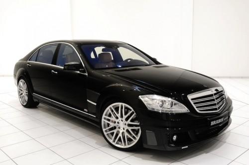 Mercedes S-Class by Brabus iBusiness