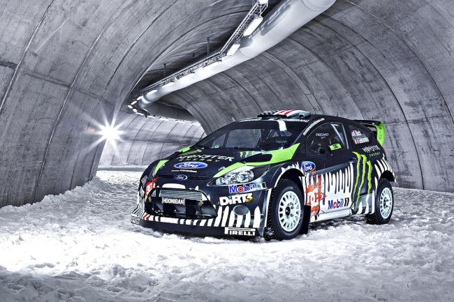 2011 Ken Block Ford Fiesta RS