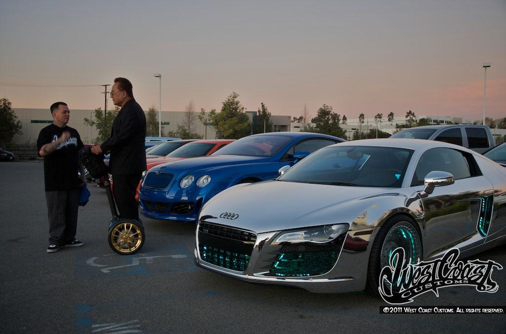 West Coast Customs Tron Car >> Audi R8 Tron by West Coast Customs_6 – Car News