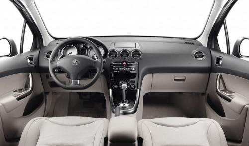 Peugeot 308 Facelift