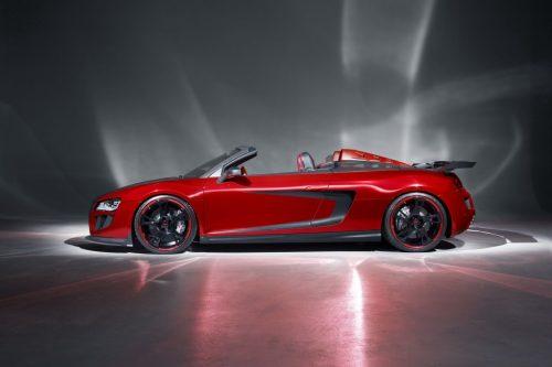 Audi R8 V10 Spyder by ABT