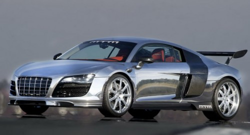 Audi R8 tuned by MTM