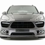 Porsche Cayenne Turbo Guardian by Hamann