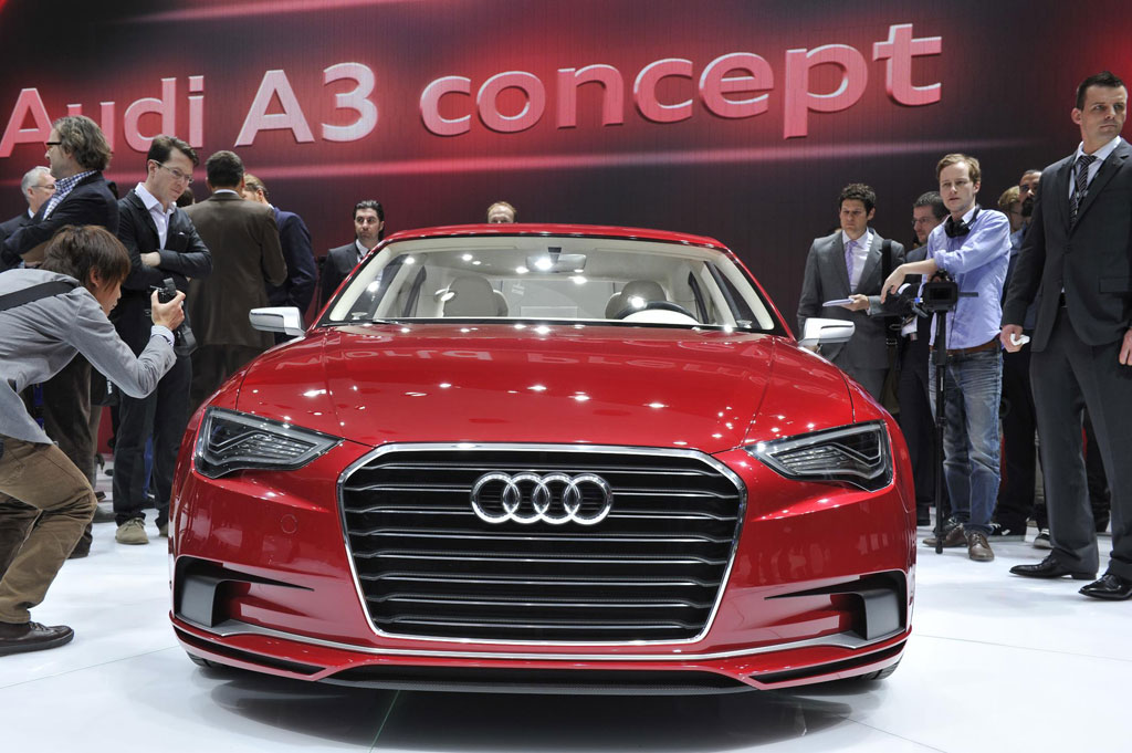 2011 Geneva Auto Show-Audi A3 Concept – Car tuning and Modified Cars
