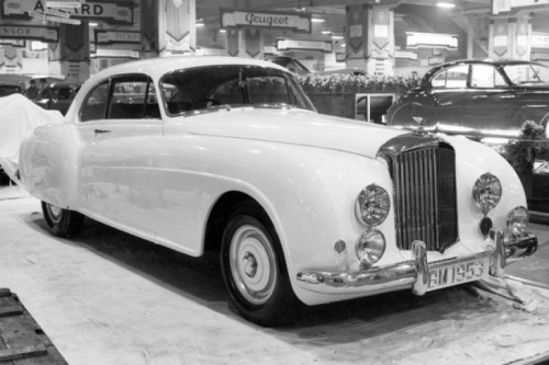 1952 Bentley Continental R