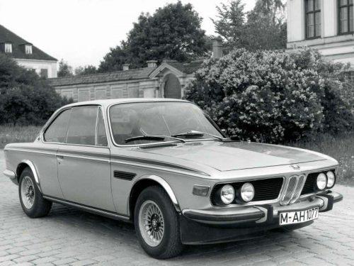 1971 CSL BMW