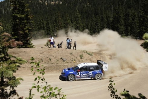 Dacia Duster No Limit - Pikes Peak