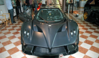 Pagani Zonda R Evo at the Goodwood Festival