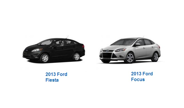 the ford focus and ford fiesta compared car news. Black Bedroom Furniture Sets. Home Design Ideas