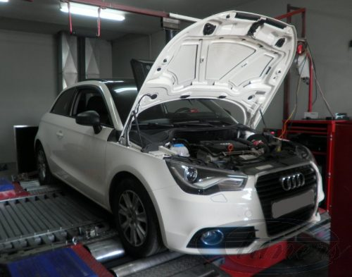 ECU Remap for Audi A1