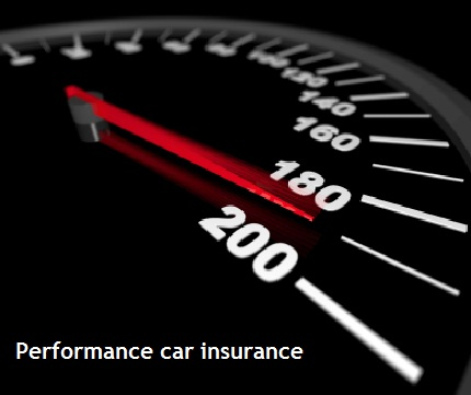 Performance car insurance