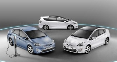 The Prius family