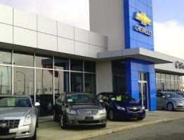 GM Dealership