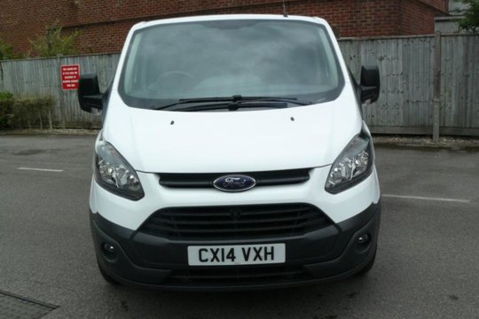 used-ford-van