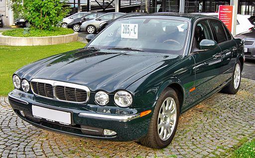 Jaguar-XJ8